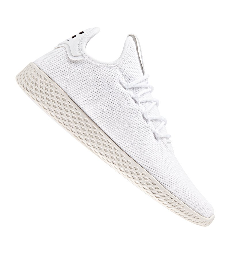 463747bb3cace6 adidas Originals PW Tennis HU Sneaker Weiss - weiss