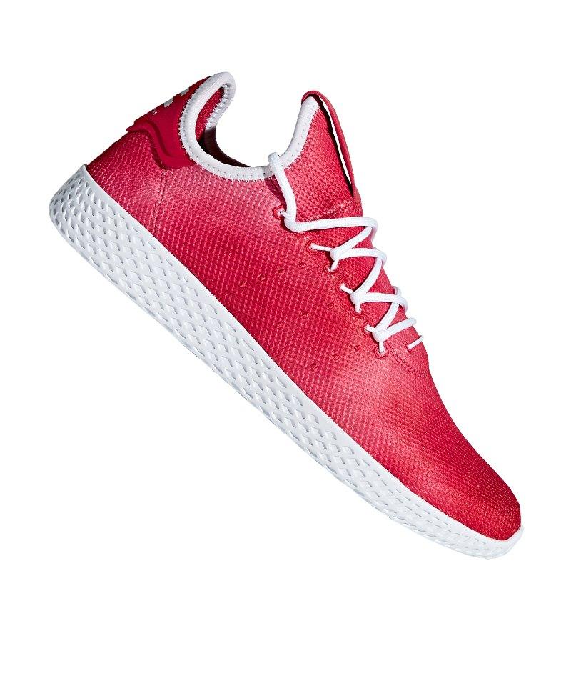 low priced 7db80 69c2a adidas Originals PW Tennis Sneaker Damen Rot