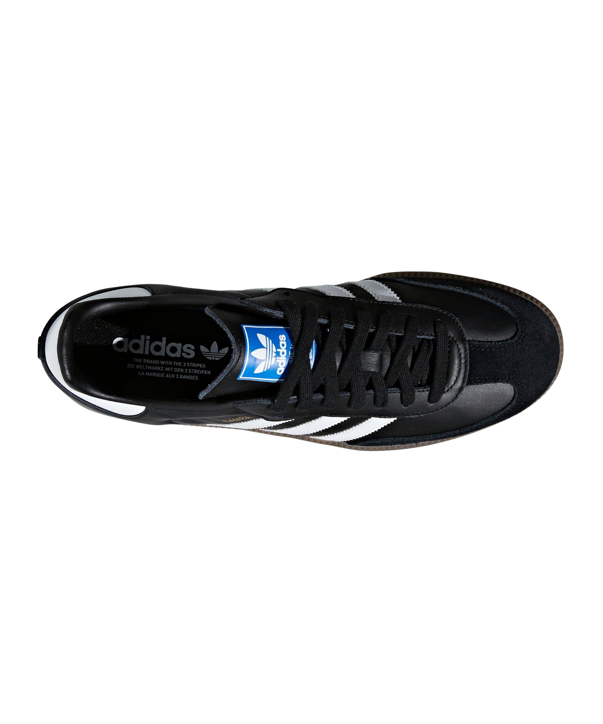 Originals Adidas Weiss Samba Schwarz Og K1J3TclF