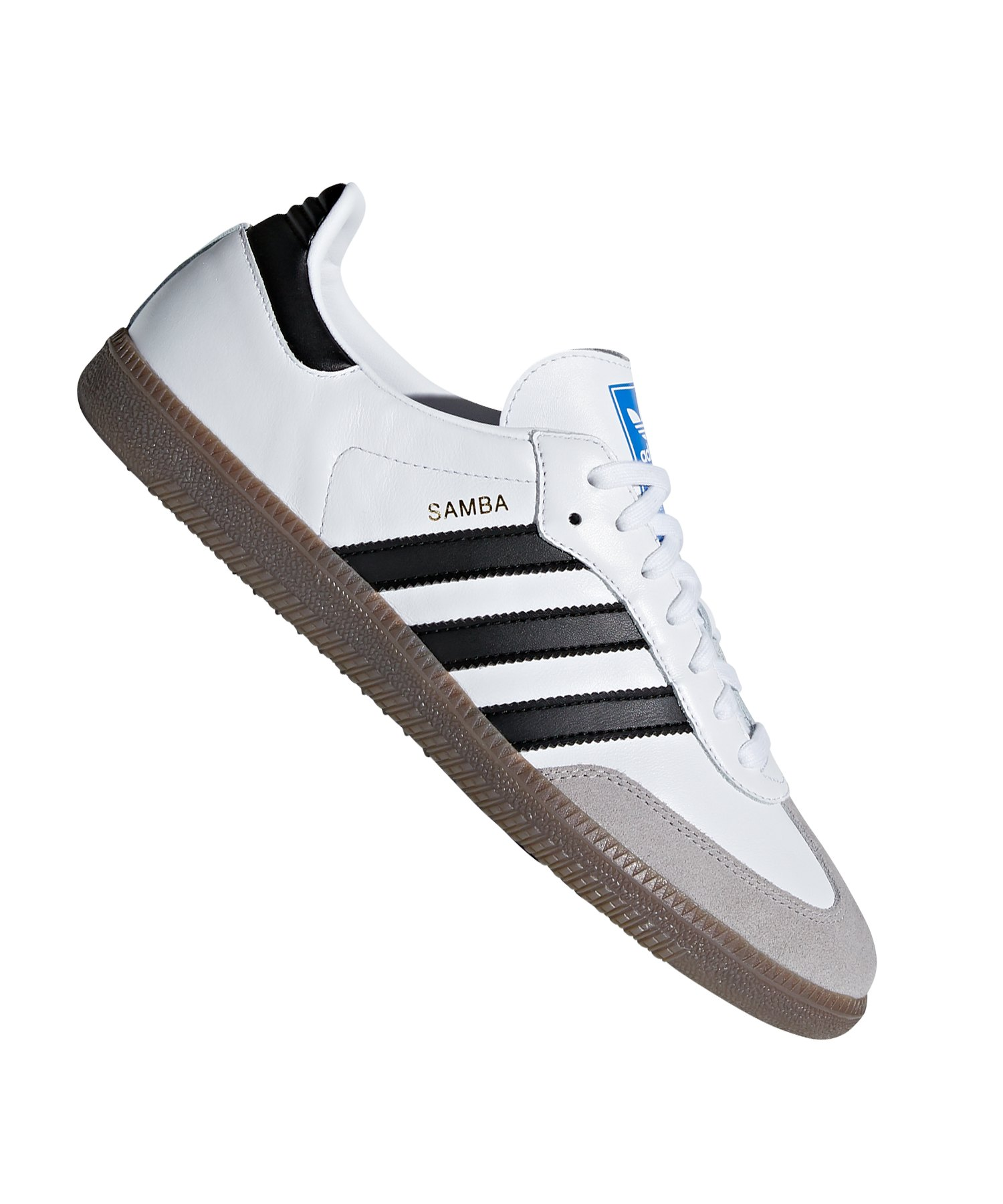 adidas Originals Samba OG Weiss Schwarz