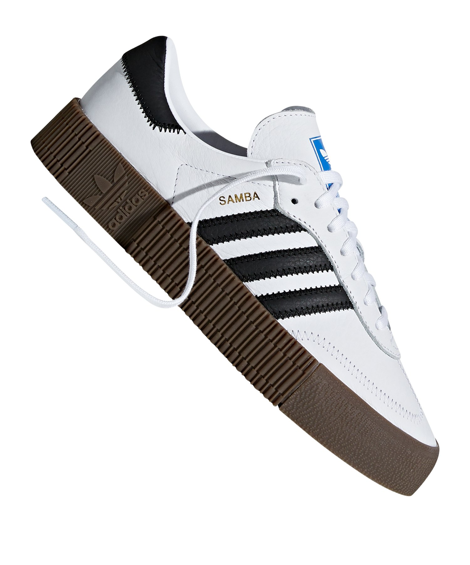 adidas Originals Sambarose Sneaker Damen Braun