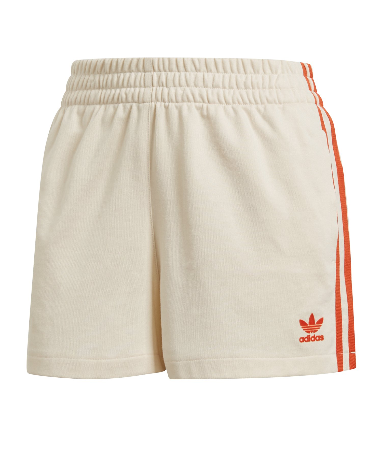 adidas Originals Short Hose kurz Damen Weiss