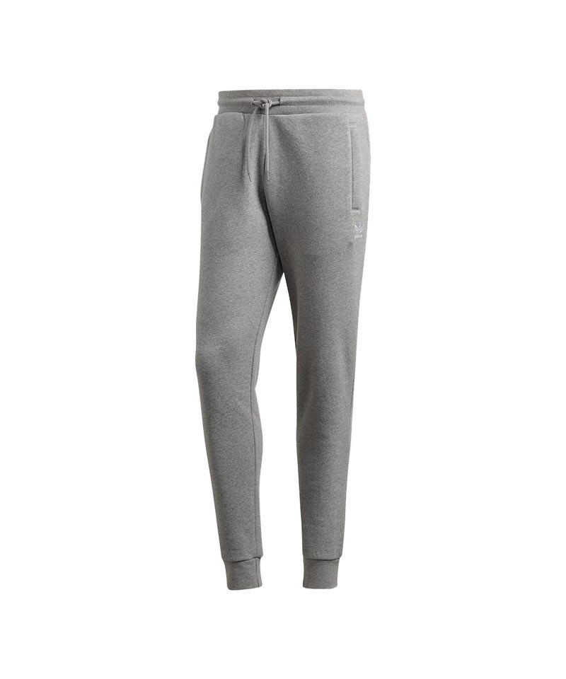 adidas Originals Slim Fleece Pant Grau