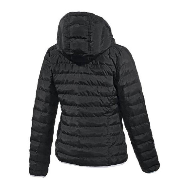 adidas originals slim jacket jacke damen schwarz lifestylejacke winterjacke kapuzenjacke. Black Bedroom Furniture Sets. Home Design Ideas