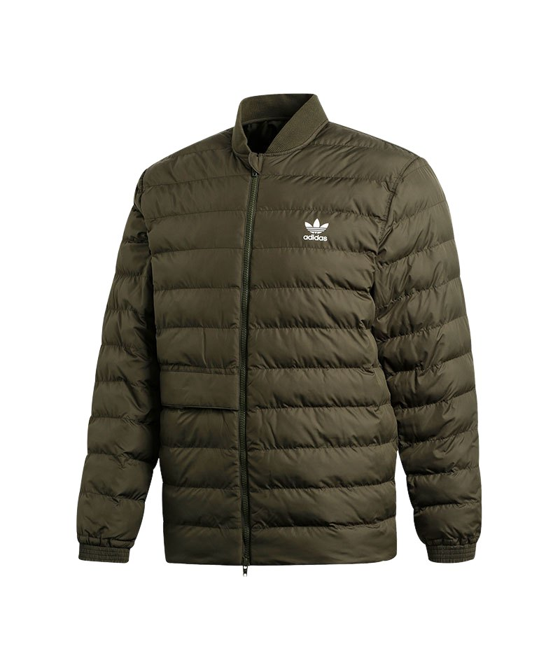 adidas Originals SST Outdoor Jacke Grün