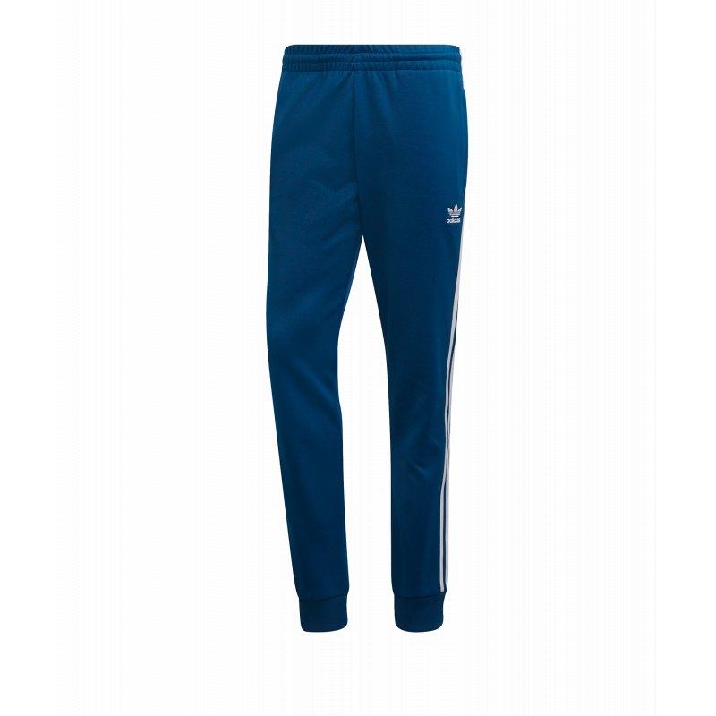 a2a368e2aba3ed adidas Originals SST Trackpant Blau - blau