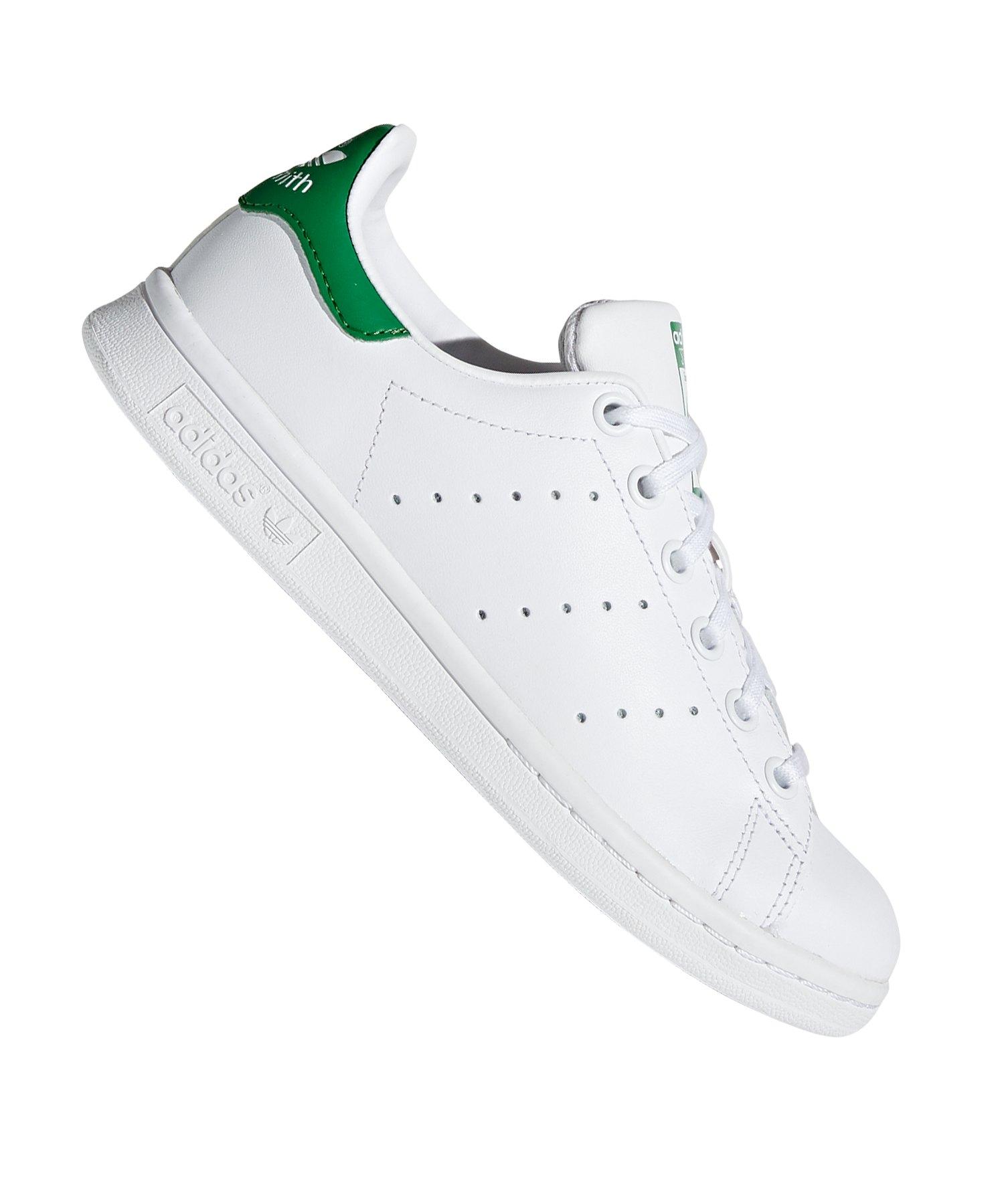 115db1e239c845 Smith Kids lifestyle J Originals Stan Sneaker Weiss Adidas gpZBx