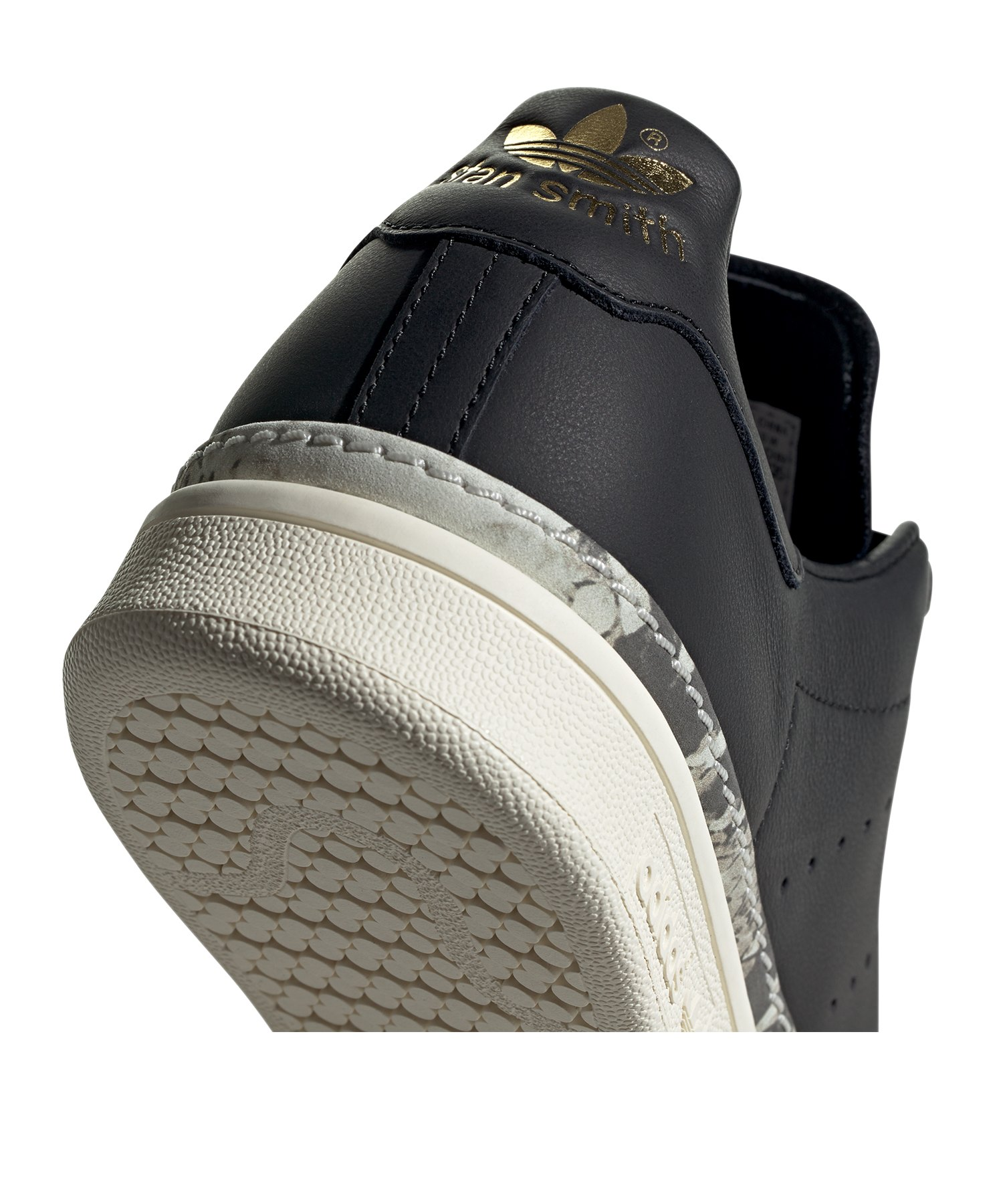 release date fe40b 5ad40 ... adidas Originals Stan Smith New Bold Sneaker Damen Schwarz - schwarz ...