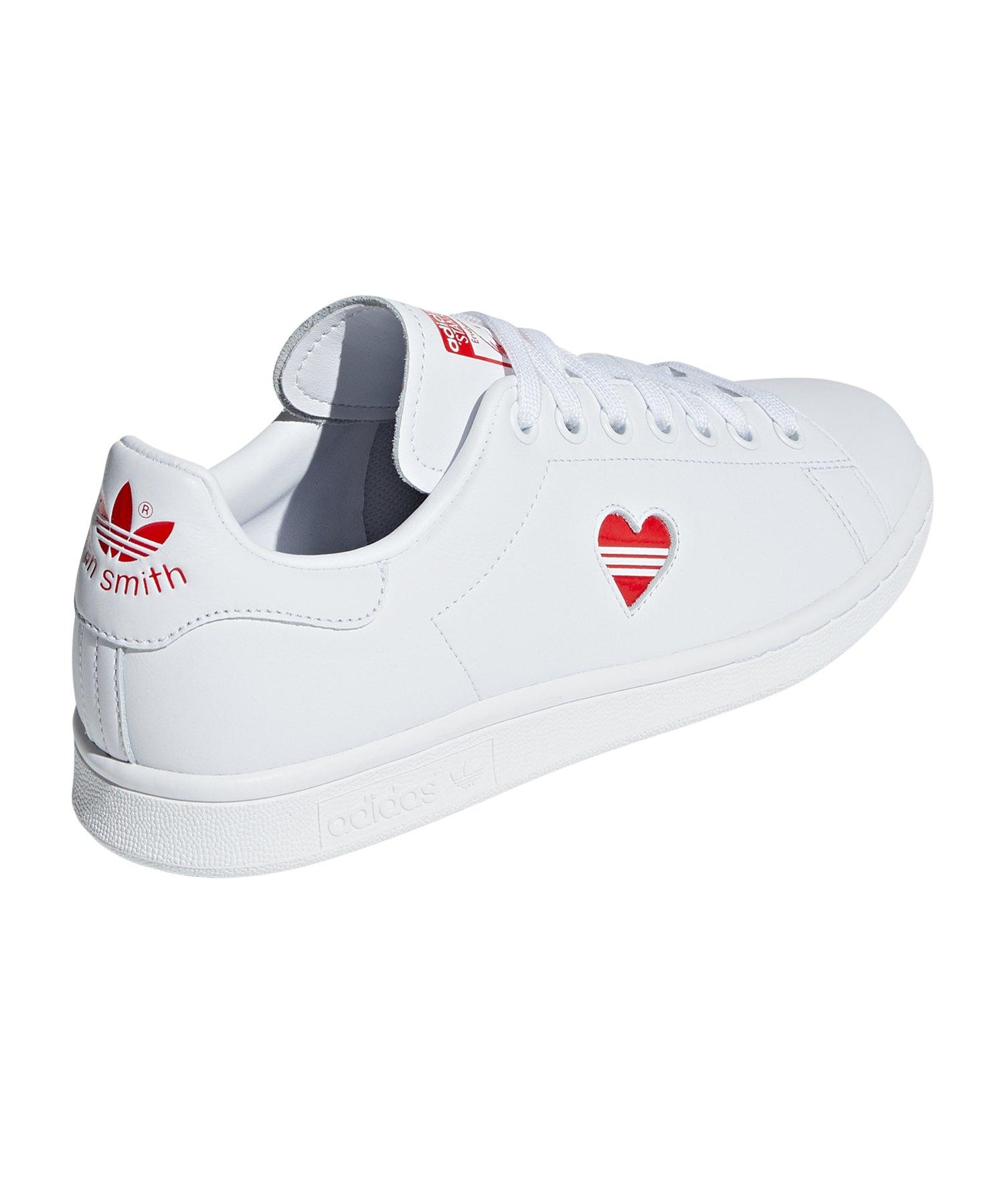 new product 8785c 368a8 ... adidas Originals Stan Smith Sneaker Damen Weiss - weiss ...