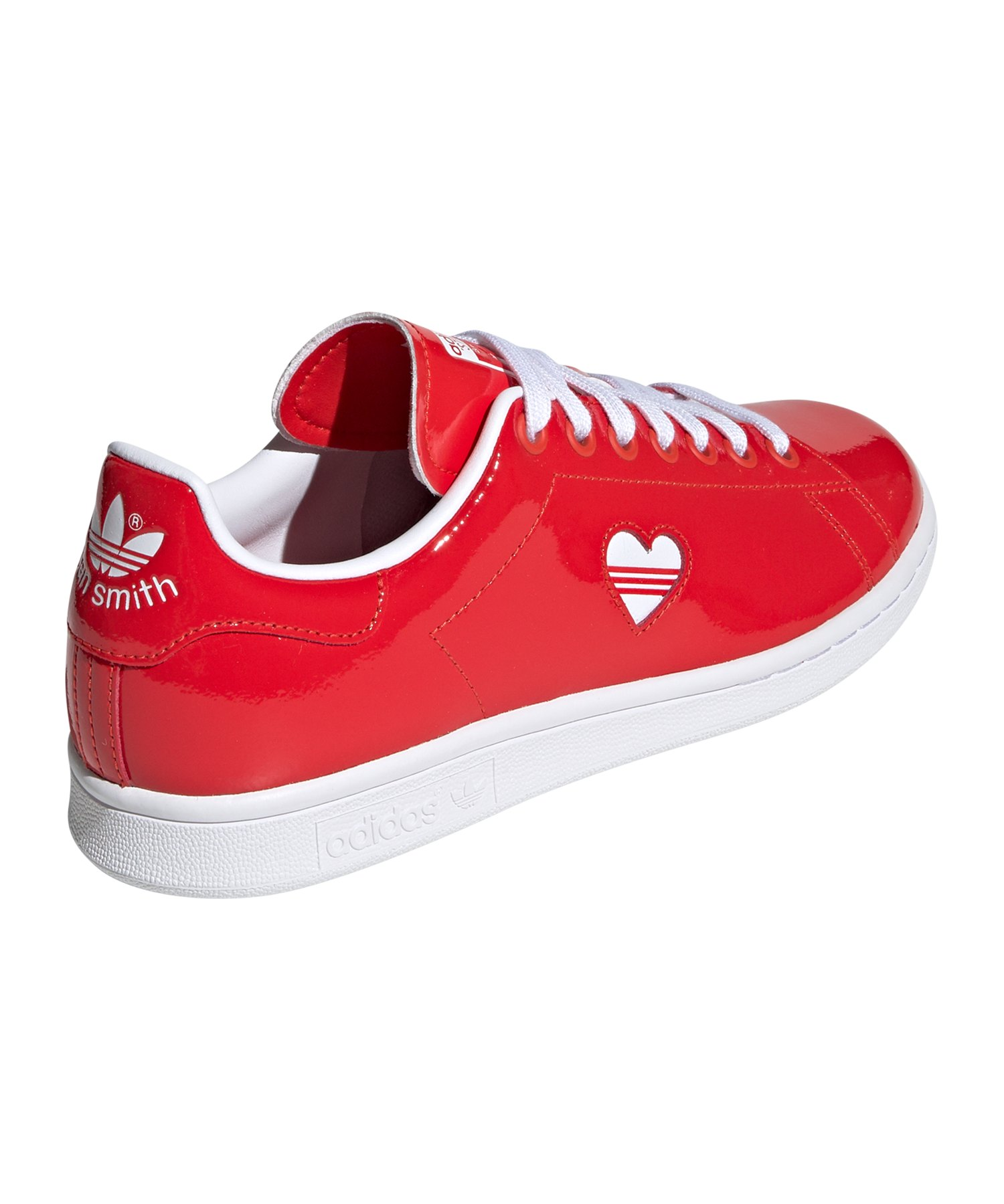 adidas Originals Stan Smith Sneaker Damen Rot
