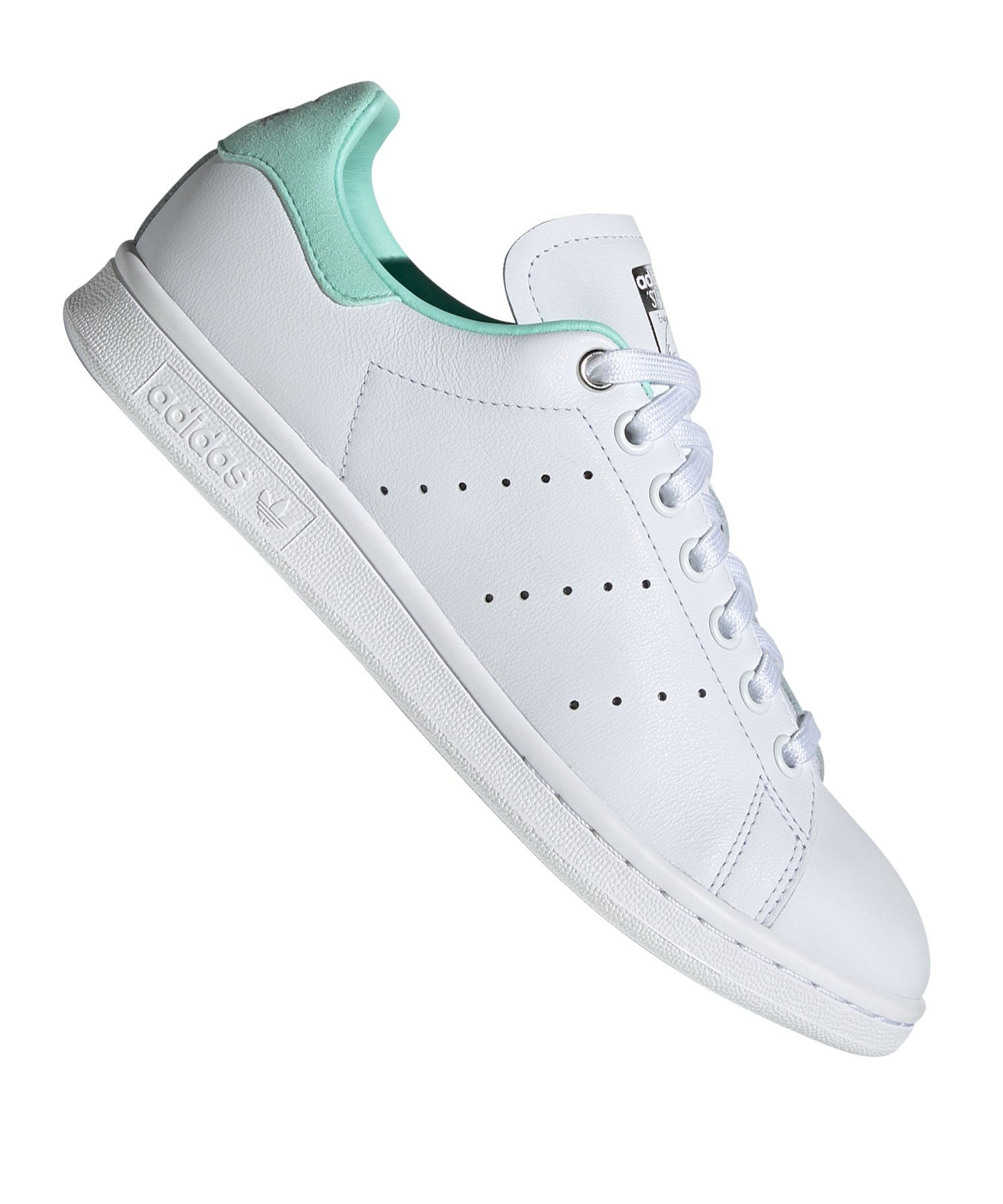 Frauen Adidas Originals Sneaker Weiss Adidas Originals Stan