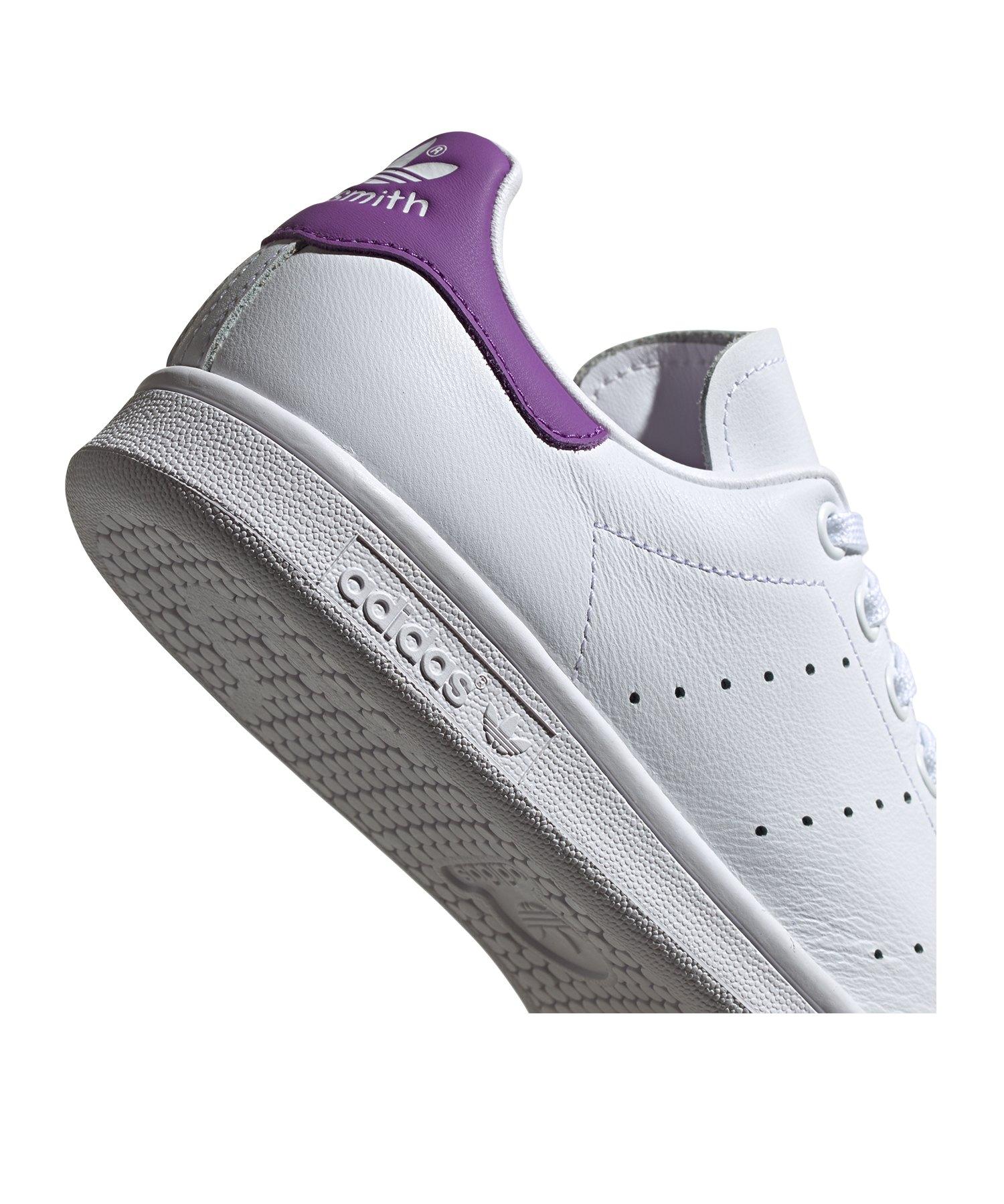 Originals Weiss Adidas Stan Sneaker Smith Damen nP80wOk