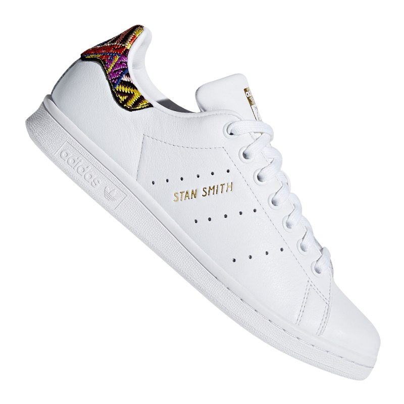 Adidas Originals Sneaker STAN SMITH weiß Damen