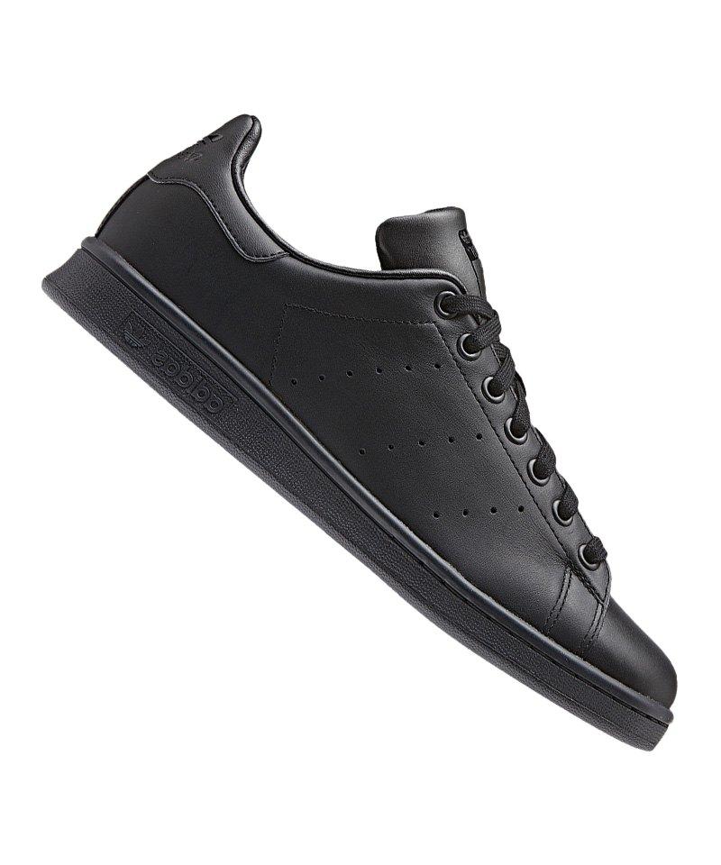 adidas originals stan smith sneaker schwarz herrenschuh. Black Bedroom Furniture Sets. Home Design Ideas