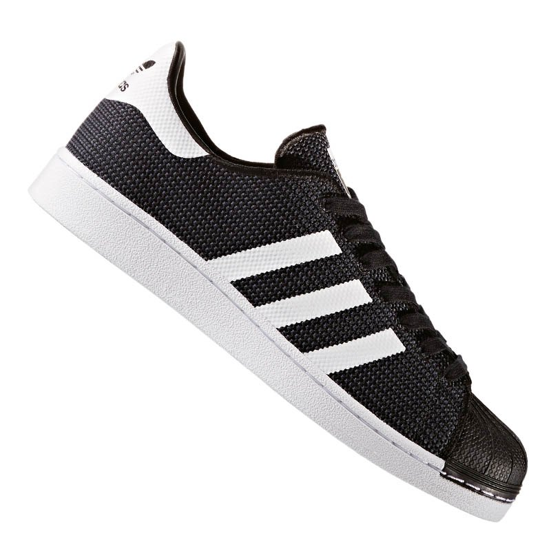 brand new 6b637 8ad2e adidas Originals Superstar Sneaker Schwarz Weiss