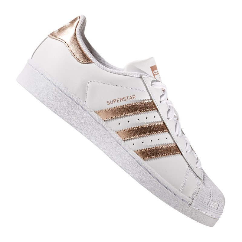 adidas originals superstars sneaker damen weiss lifestyle frauen women damen freizeit. Black Bedroom Furniture Sets. Home Design Ideas
