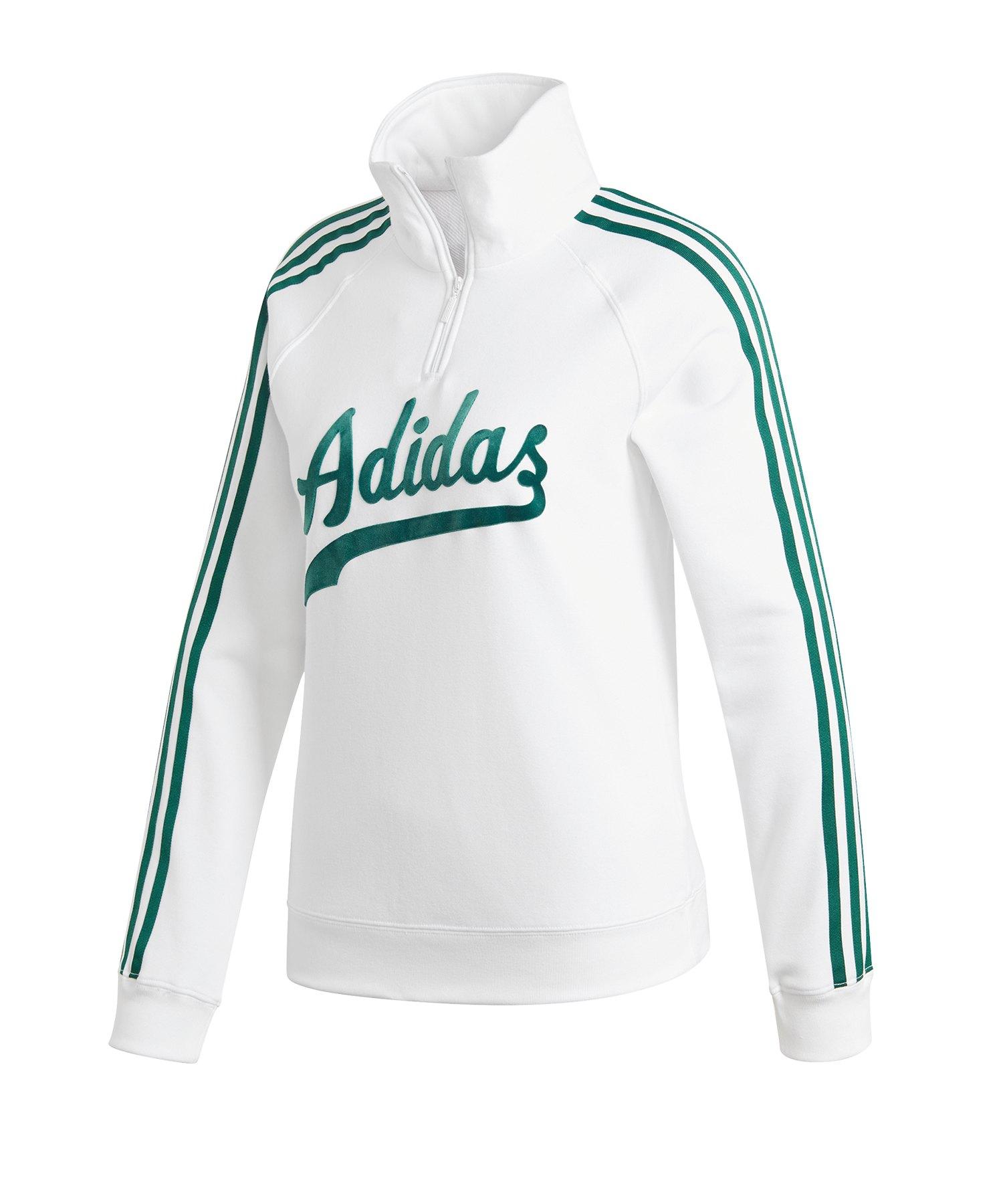 adidas Originals Sweatshirt Damen Weiss