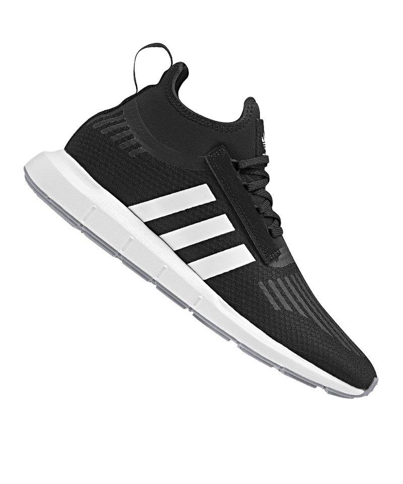 check out dd211 59ee5 adidas Originals Swift RB Sneaker Schwarz Weiss