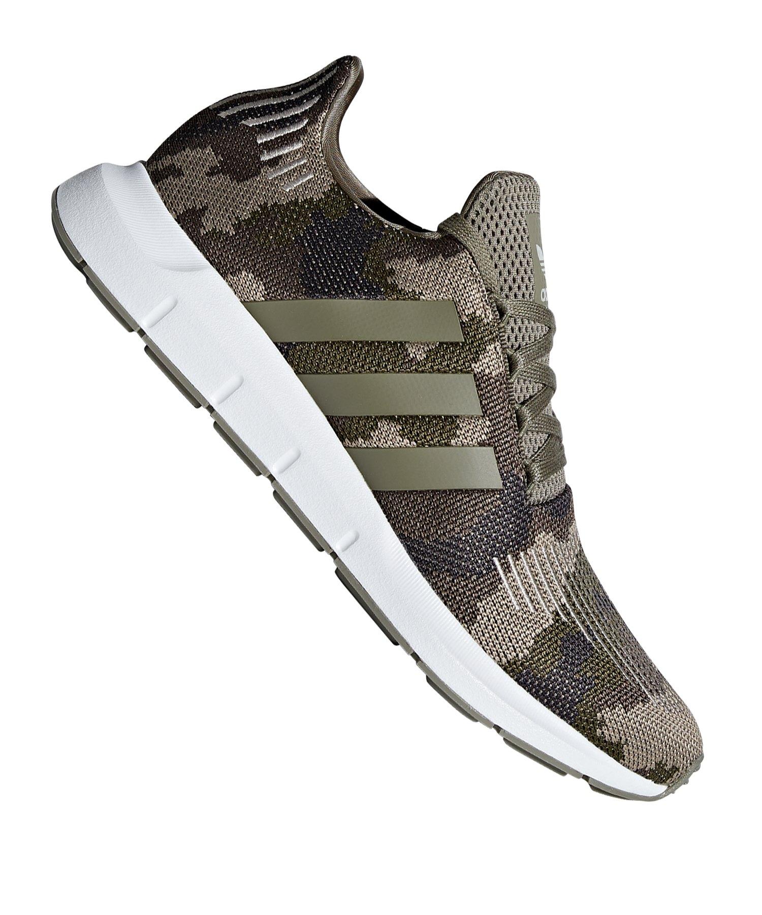 Adidas Herren Sneaker Swift Run TraCarTraCarFtwWht BD7976