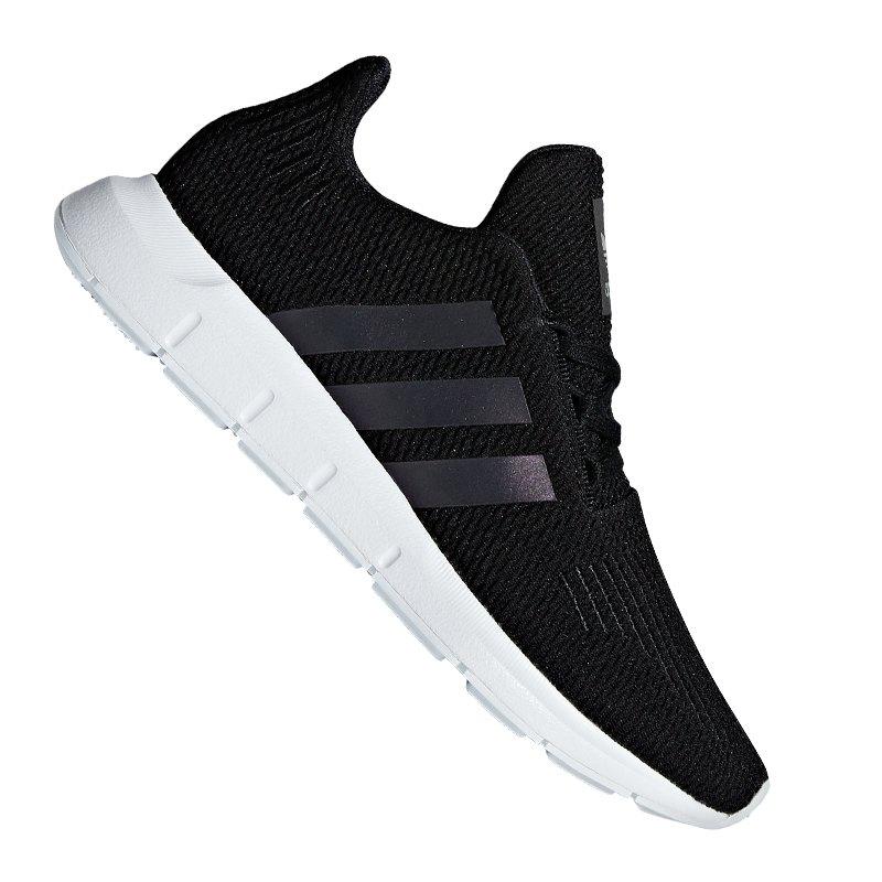 lowest price c5520 bedf7 adidas Originals Swift Run Sneaker Kids Schwarz - schwarz