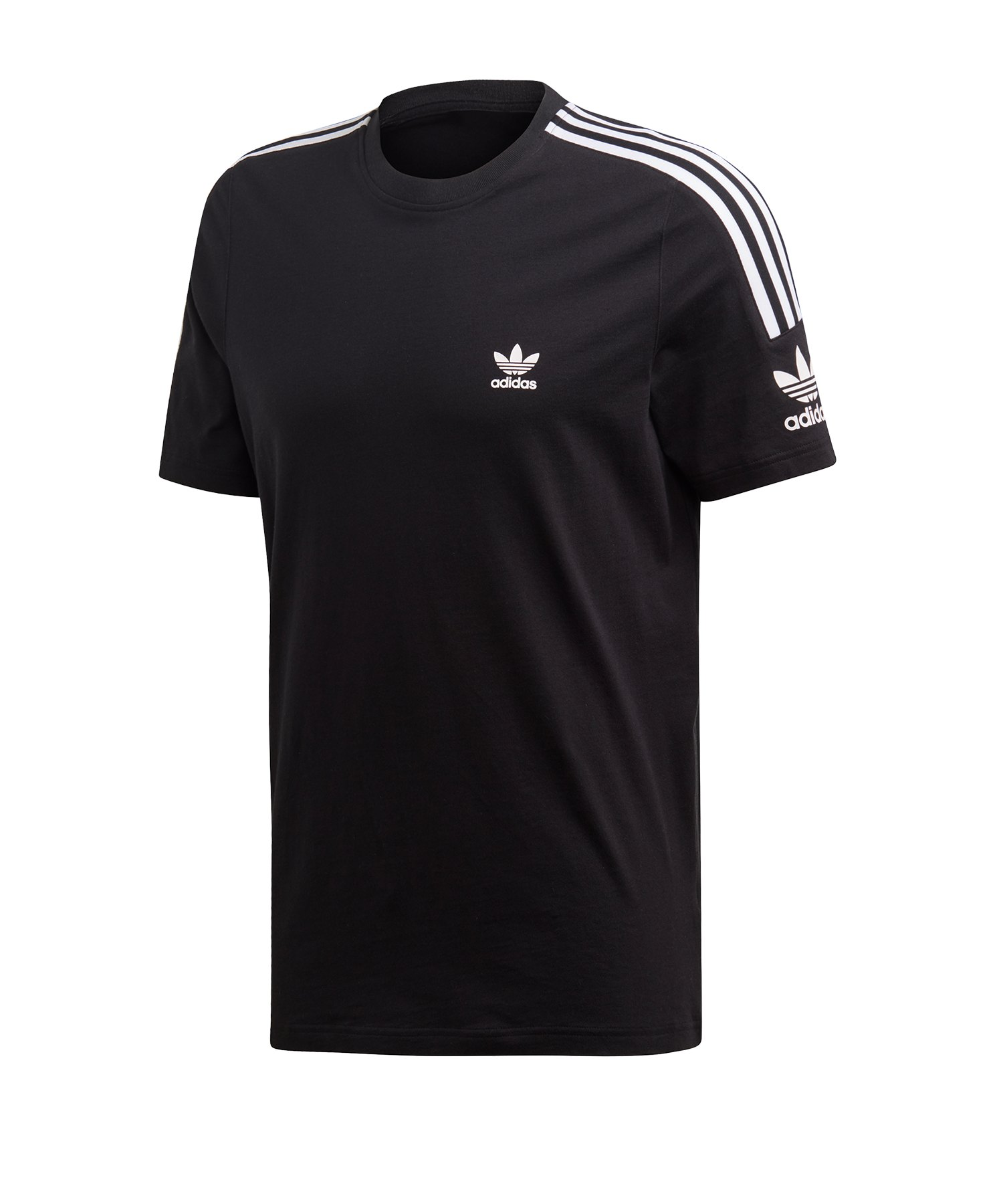 Herren T Shirts & Poloshirts | Adidas Originals Claremont Raglan T Shirt grau ⋆ Linearnetrik