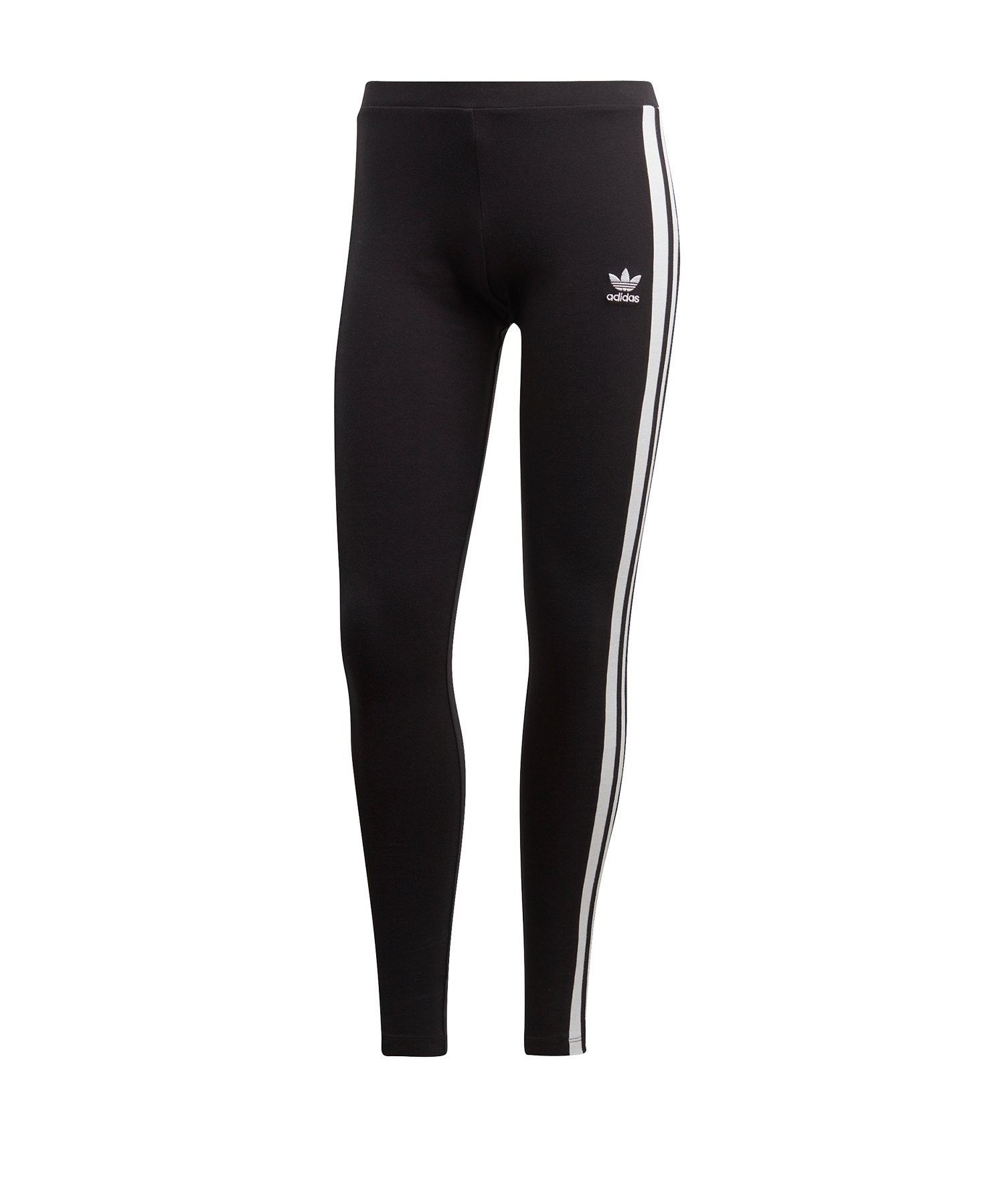 adidas Originals Tight Leggings Damen Schwarz