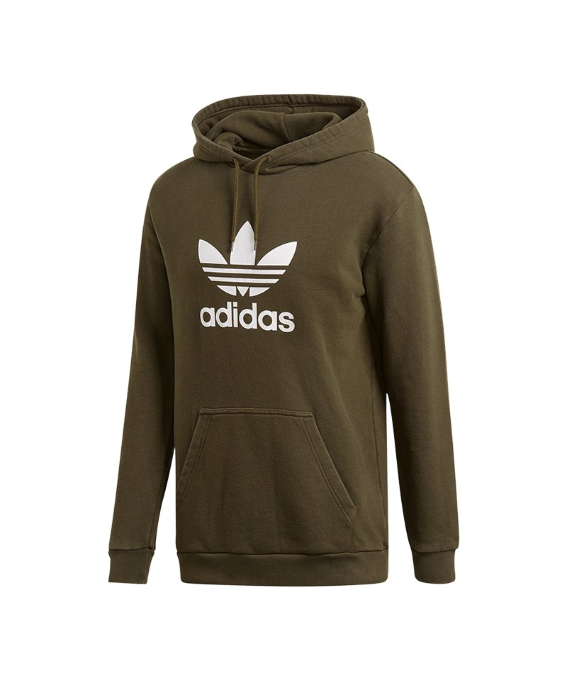Details zu adidas Originals Trefoil Kinder Hoodie Hoody Kapuzenpullover Sweater NEU