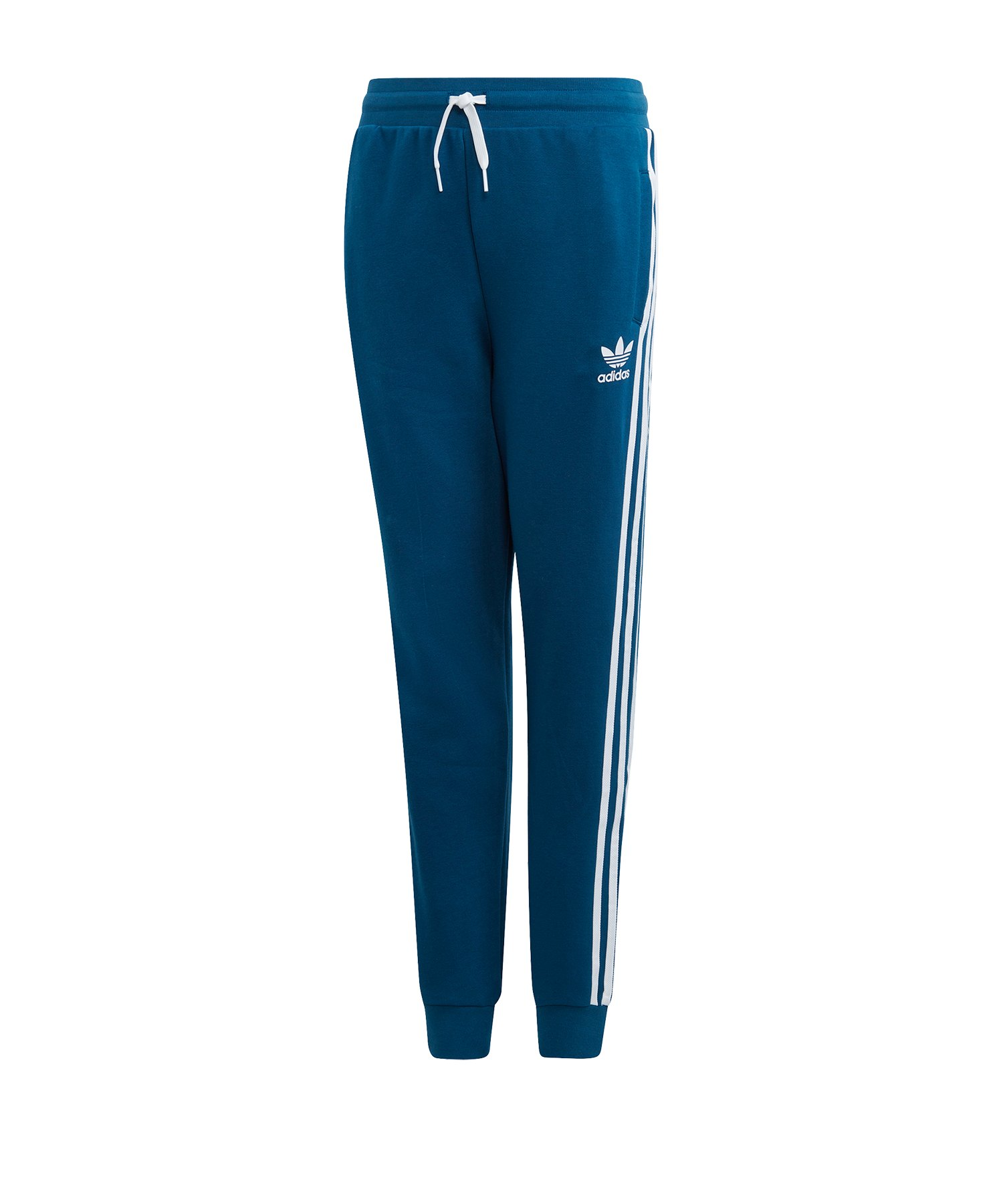 adidas Originals Trefoil Jogginghose Kids Blau