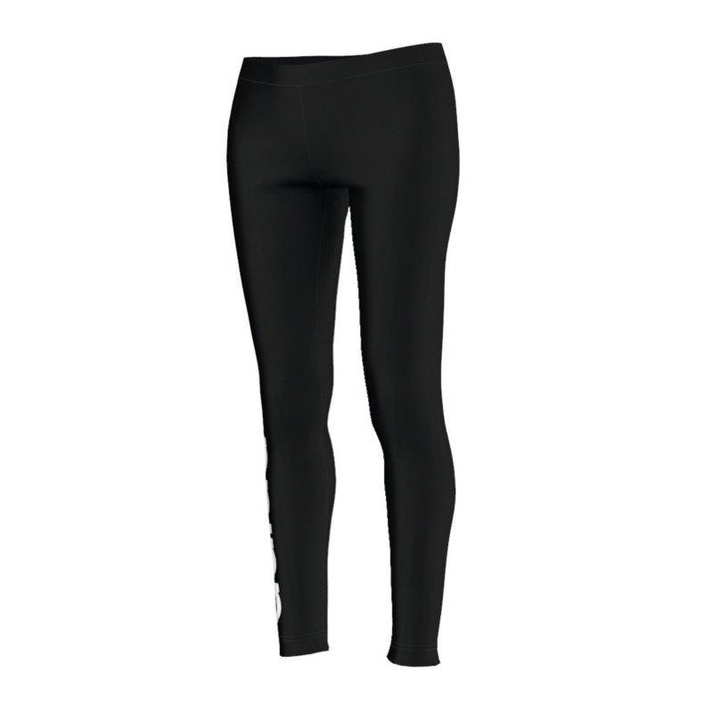 adidas originals trefoil leggings wmns schwarz lange hose sporthose lifestyle frauen. Black Bedroom Furniture Sets. Home Design Ideas
