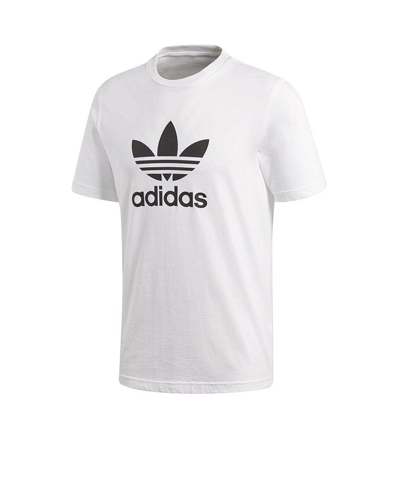 adidas Originals Trefoil Tee T shirt Weiss