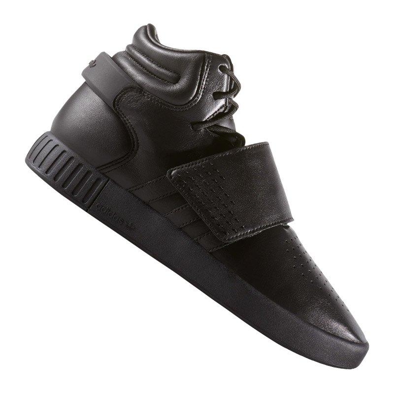 b018e81007c3e9 adidas Originals Tubular Invader Strap Schwarz - schwarz