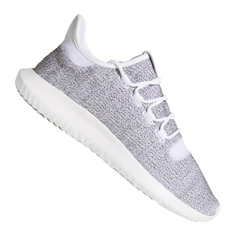adidas Originals Tubular Shadow Sneaker Grau Weiss