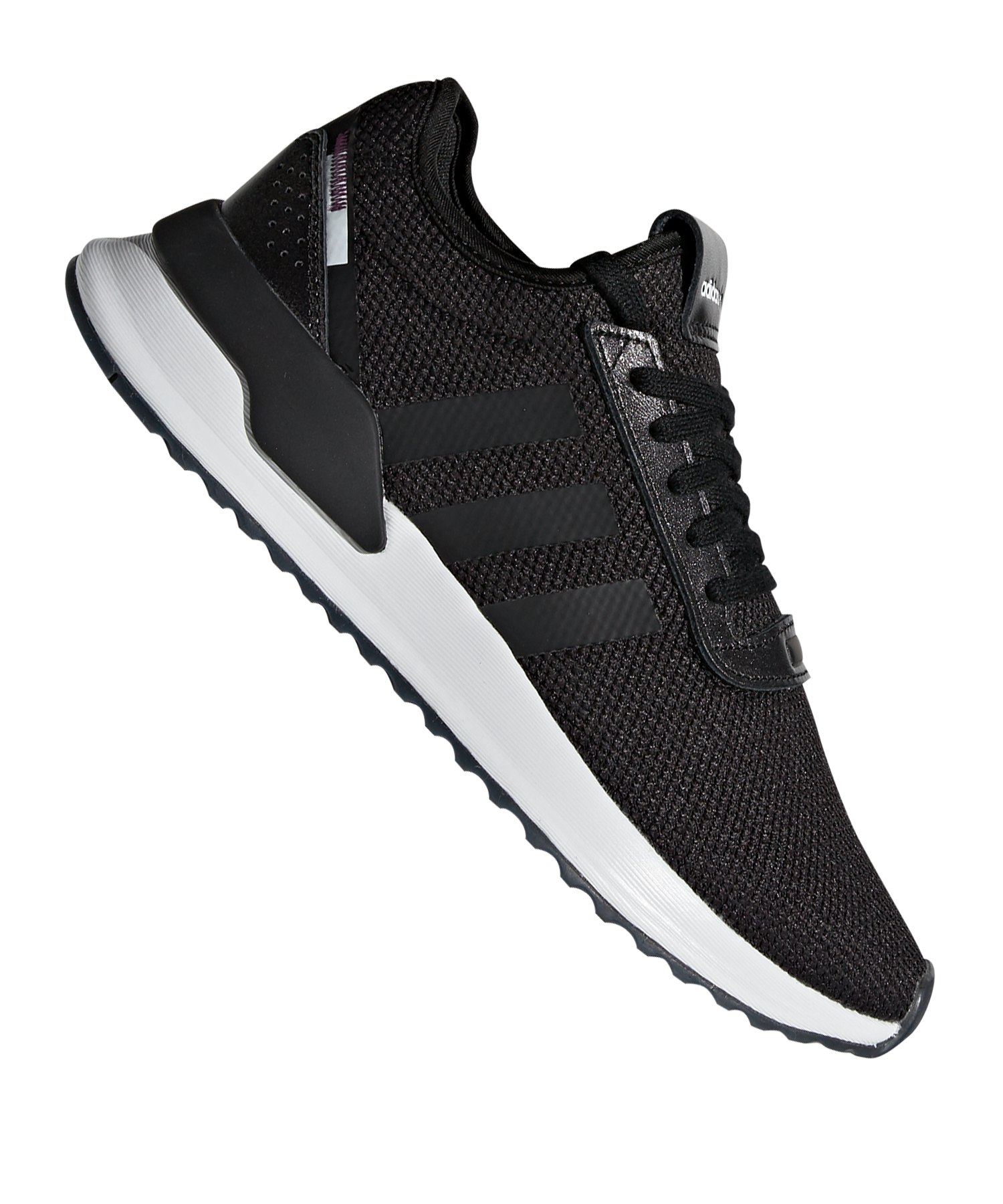 adidas Originals U_Path X Sneaker Damen Schwarz