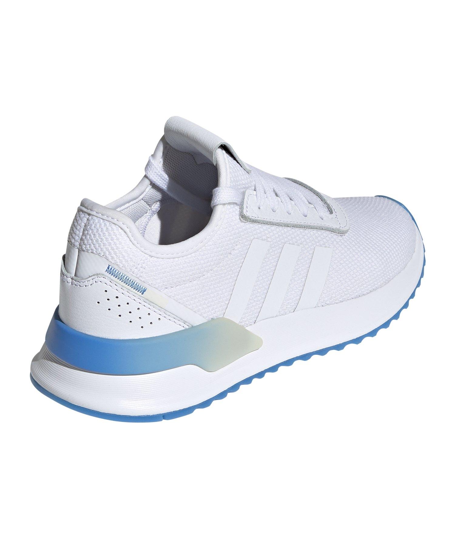 adidas U Path Run Schuhe blau