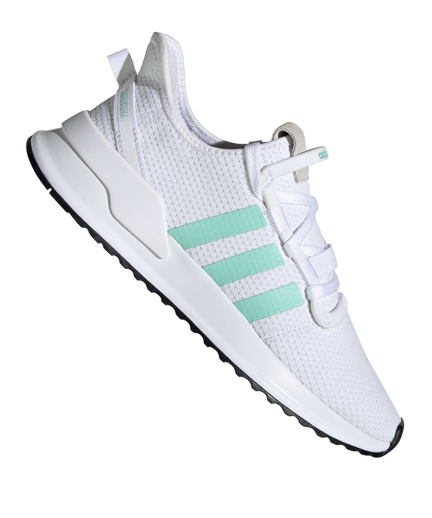 sports shoes 31cf7 594eb adidas Originals U_Path Sneaker Damen Weiss
