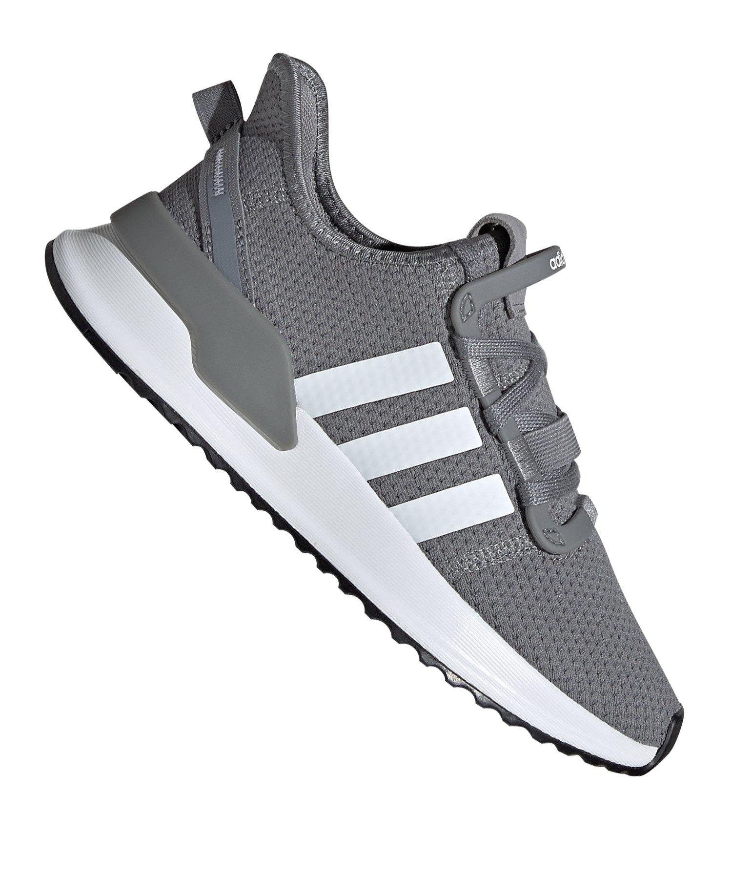 new concept 4036d 6e135 adidas Originals U_Path Sneaker Kids Grau Schwarz