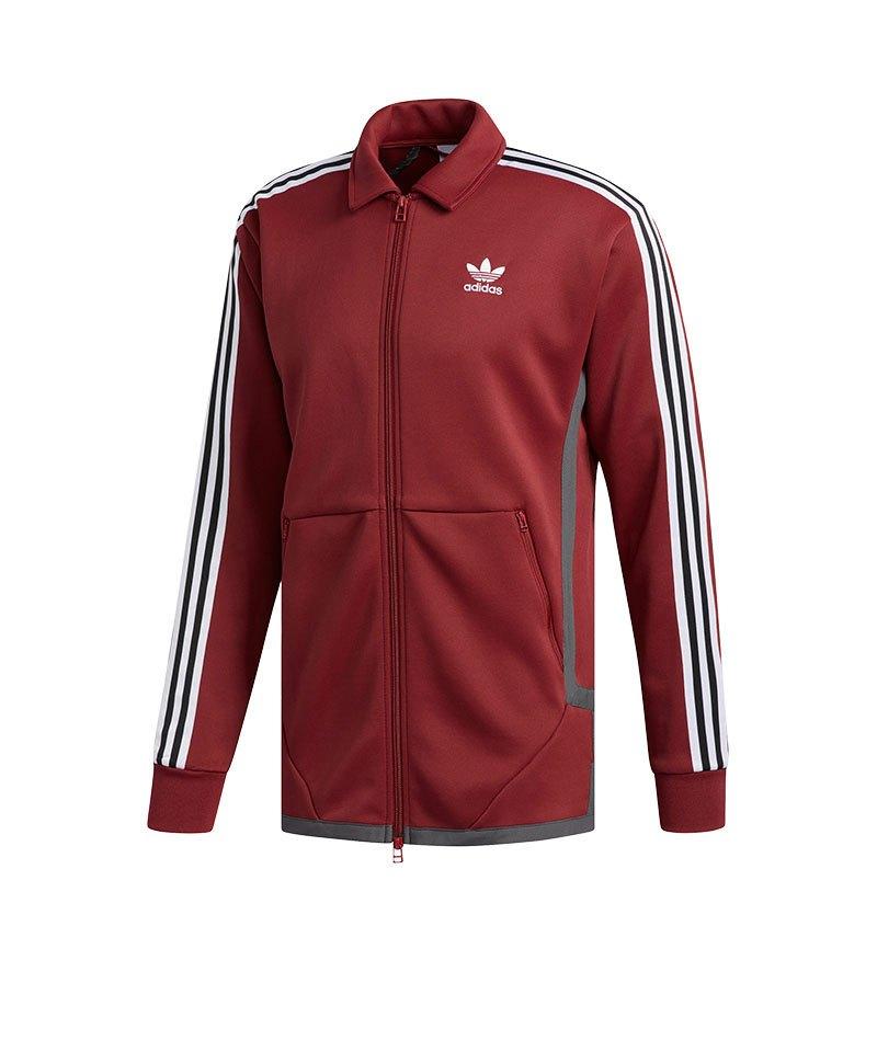 adidas Originals Windsir Track Jacket Rot
