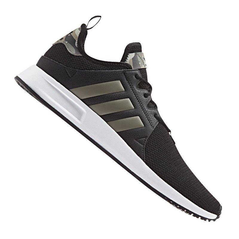 adidas Originals X_PLR Sneaker Schwarz Grau