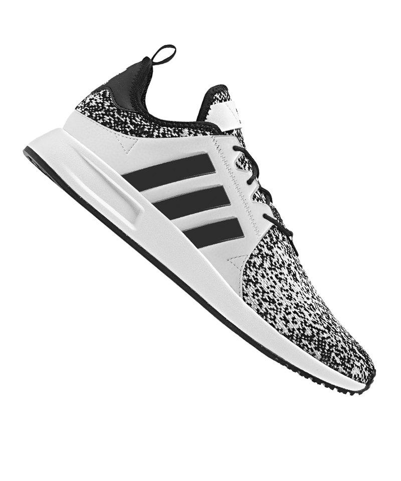 adidas Originals X_PLR Sneaker Weiss Grau Schwarz