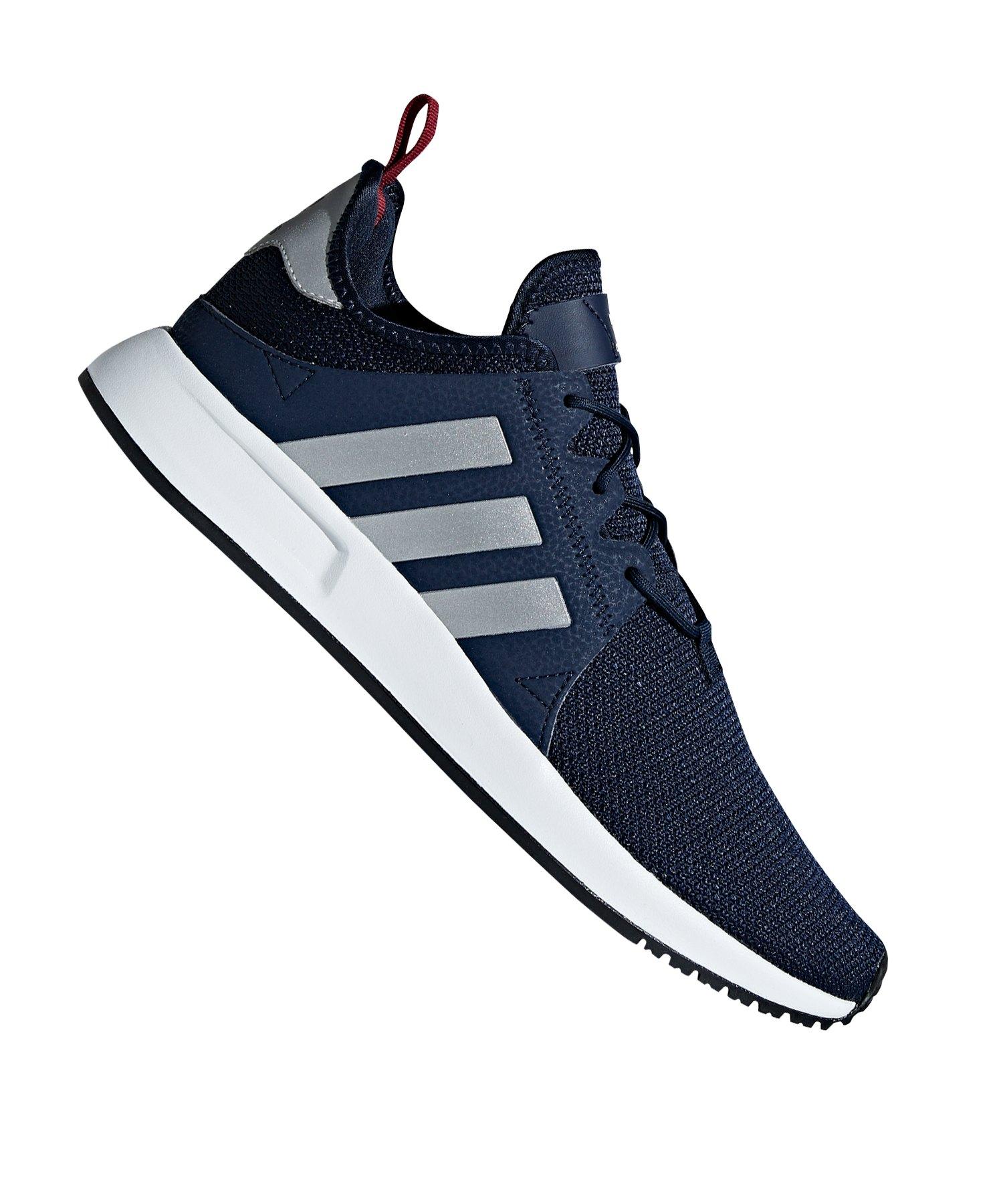 adidas Originals X_PLR Sneaker Blau Silber