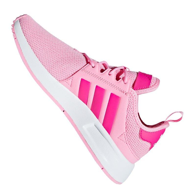 a86ec0a00d46a6 ... adidas Originals X PLR Sneaker Kids Rosa - rosa ...