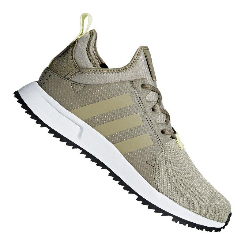 adidas Originals X_PLR Sneakerboot Khaki Braun - khaki