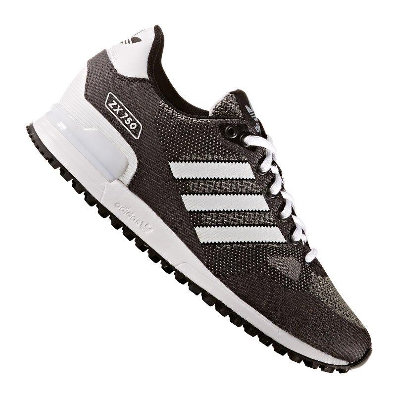 adidas originals zx 750 sneaker schwarz lifestyle. Black Bedroom Furniture Sets. Home Design Ideas