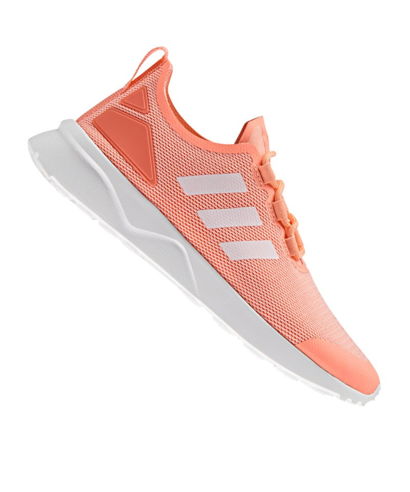 adidas originals zx flux adv verve damen orange lifestyle damen frauen sneaker schuhe. Black Bedroom Furniture Sets. Home Design Ideas