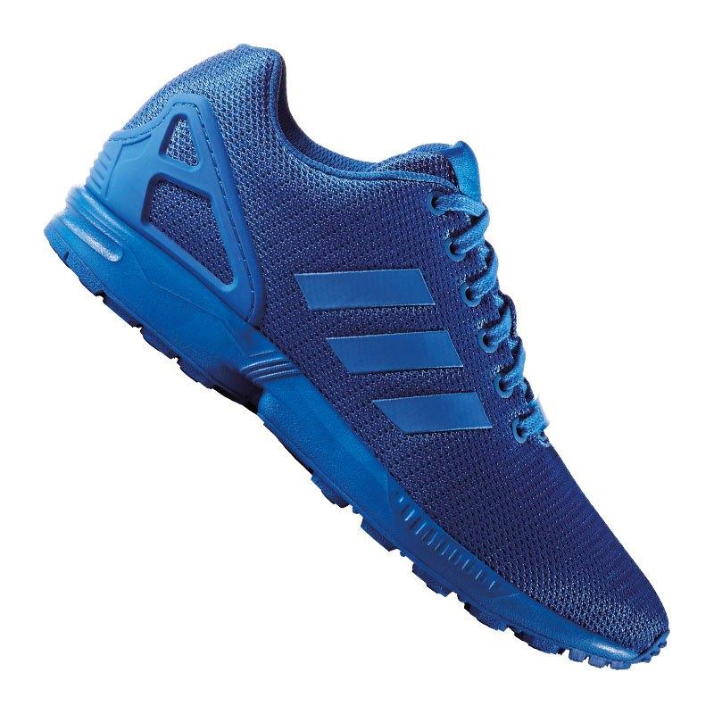 adidas originals zx flux sneaker blau schuh shoe. Black Bedroom Furniture Sets. Home Design Ideas
