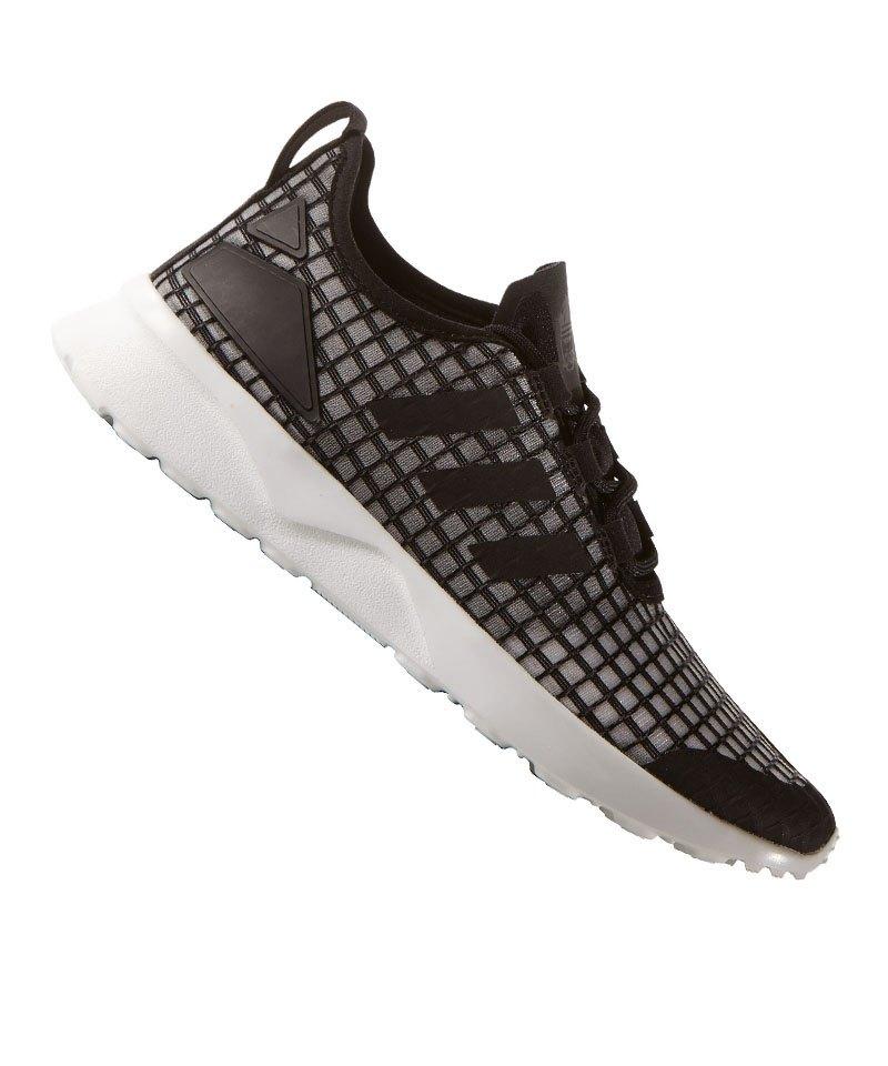 adidas originals zx flux verve sneaker damen grau. Black Bedroom Furniture Sets. Home Design Ideas