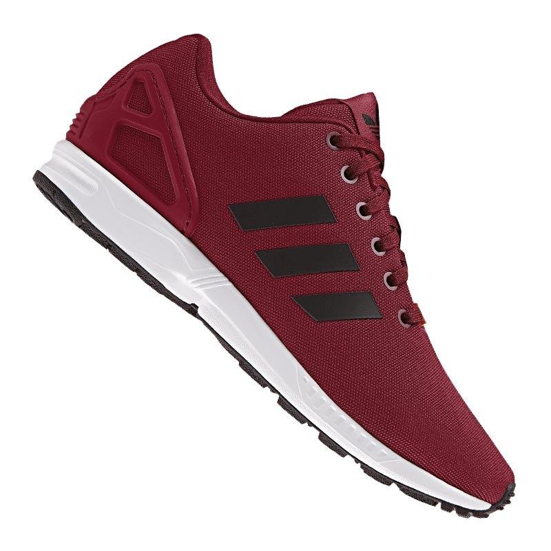 Adidas Zx Flux Rot Schwarz Herren