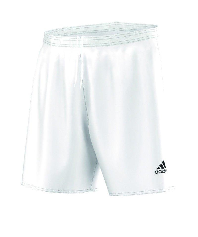 abed9a0eb93122 adidas Parma 16 Short mit Innenslip Weiss - weiss
