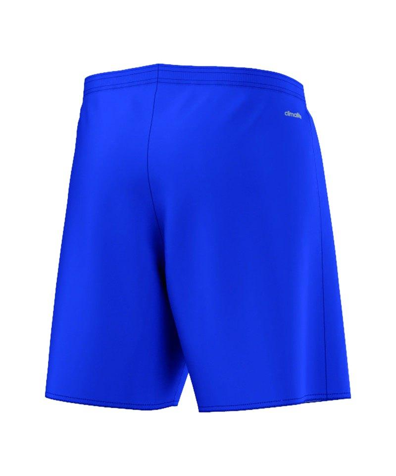 fb529e6d1e8df7 ... adidas Parma 16 Short ohne Innenslip Blau - blau ...