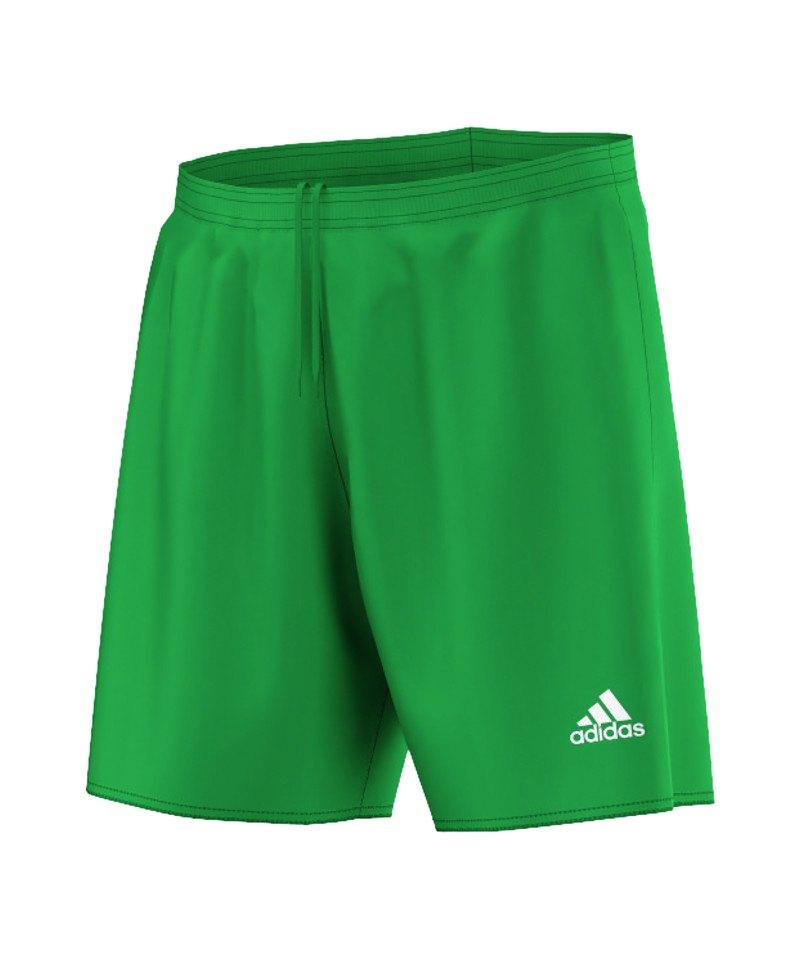 adidas Parma 16 Short ohne Innenslip Kids Grün